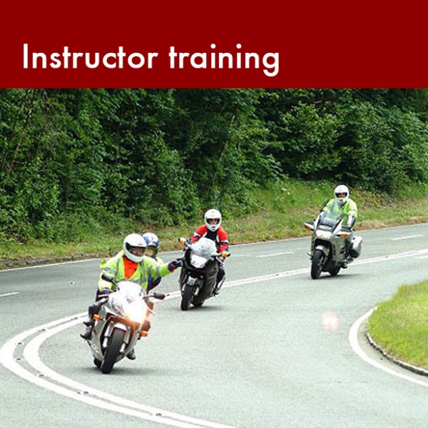 Instructor training