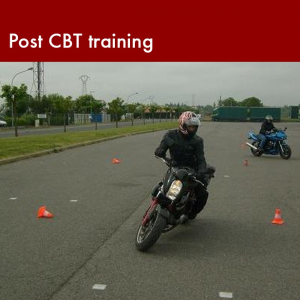 Post CBT training